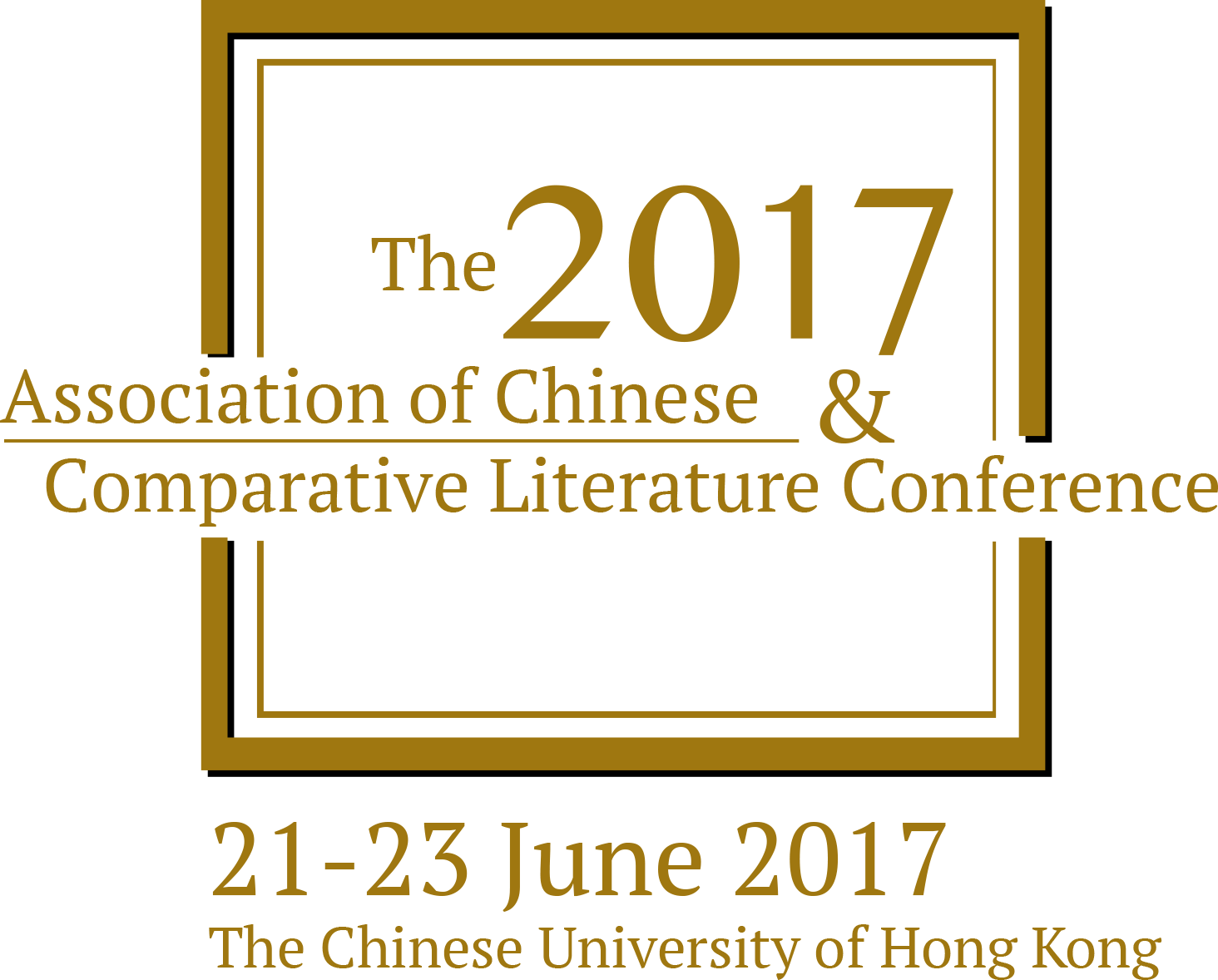 "ACCL2017 ACCL 2017 Hong Kong ACCL CUHK Text, Media, and Transcultural Negotiation Association of Chinese and Comparative Literature (ACCL) Biennial Conference ""Transcultural Negotiation, Translingual Practice and Left-Wing Cosmopolitanism"